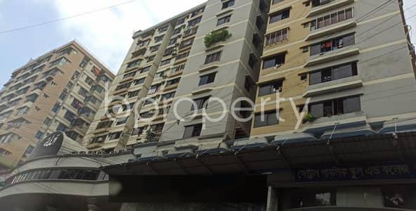 ভাড়ার জন্য BAYUT_ONLYএর ফ্ল্যাট - কাজীর দেউরি, চিটাগাং - Reside Conveniently In This Well Constructed Flat For Rent In Kazir Dewri.
