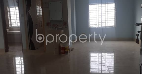 3 Bedroom Apartment for Sale in Dakshin Khan, Dhaka - This 1358 Sq. Ft Flat In Madhya Ajampur With A Convenient Price Is Up For Sale