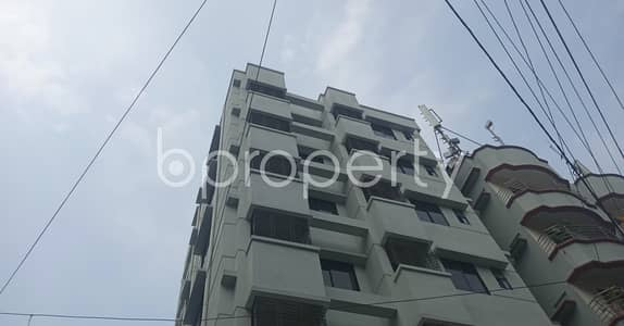 2 Bedroom Flat for Rent in Uttara, Dhaka - Tastefully Designed this 700 SQ FT apartment is now vacant for rent in Uttara