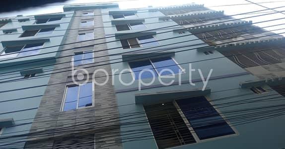 ভাড়ার জন্য BAYUT_ONLYএর অ্যাপার্টমেন্ট - ডাবল মুরিং, চিটাগাং - Ready For Move In! Check This 750 Sq. ft Home Which Is Up For Rent In Agrabad Housing Residential Area.