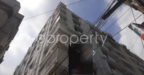 ভাড়ার জন্য BAYUT_ONLYএর অ্যাপার্টমেন্ট - উত্তর লালখান, চিটাগাং - This Flat In Khulshi 1 Is Up For Rent With An Area Of 1200 Square Feet .