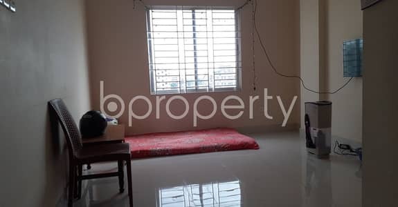2 Bedroom Apartment for Sale in Dakshin Khan, Dhaka - 2 Bedroom, 2 Bathroom Apartment With A View Is Up For Sale Nearby Haji Billet Ali School At Chalabon .
