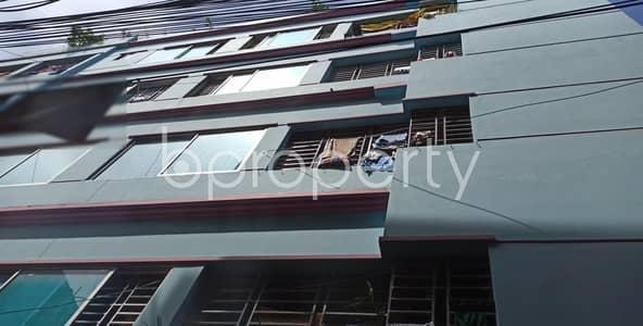 2 Bedroom Flat for Rent in Kazir Dewri, Chattogram - Near To Kazi Bari Zamee Masjid 900 Sq. Ft Flat For Rent .