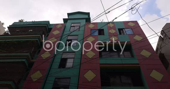 Office for Rent in Mohammadpur, Dhaka - This Commercial Office In Mohammadia Housing Society Is Up For Rent With An Area Of 2400 Sq. Ft