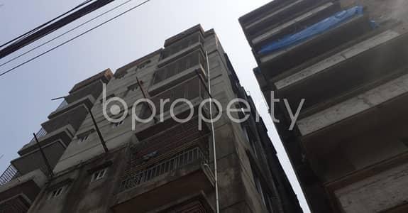 2 Bedroom Flat for Rent in Uttar Khan, Dhaka - This 700 sq. ft residence will ensure your good quality of living in Rajabari