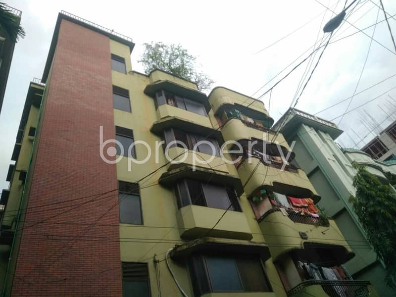 700 SQ FT flat is now Vacant to rent in Panchlaish