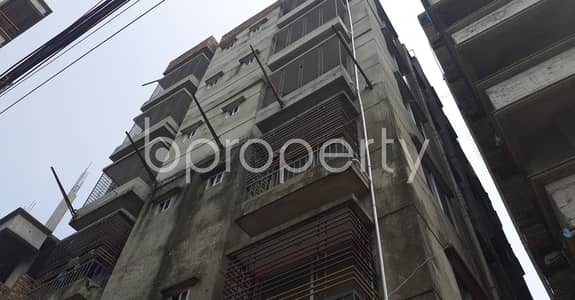 2 Bedroom Apartment for Rent in Uttar Khan, Dhaka - Tastefully Designed this 700 SQ FT apartment is now vacant for rent in Rajabari
