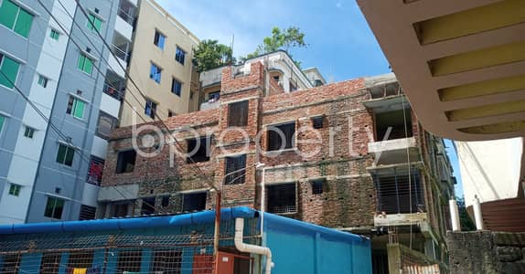 2 Bedroom Flat for Rent in 11 No. South Kattali Ward, Chattogram - Built with modern amenities, check this flat for rent which is 800 SQ FT in 11 No. South Kattali Ward
