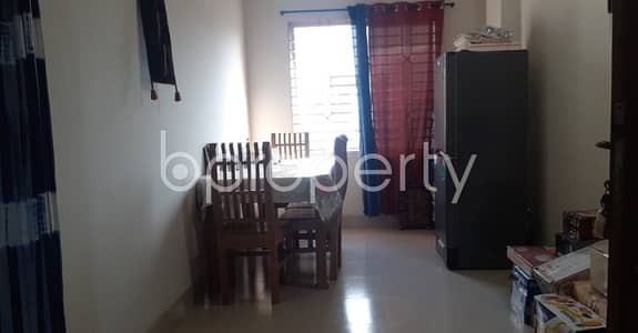2 Bedroom Apartment for Rent in Uttar Khan, Dhaka - Affordable Flat Up For Rent In Mollapara Near To Darus Salam Jame Mosjid