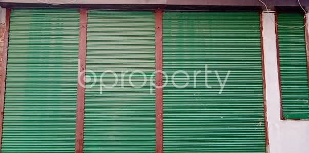 Shop for Rent in Banasree, Dhaka - At South Banasree Project, 320 Sq Ft Commercial Shop Is Available For Rent