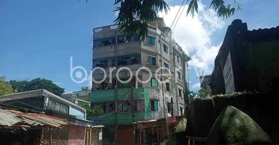 2 Bedroom Apartment for Rent in 11 No. South Kattali Ward, Chattogram - In 11 No. South Kattali Ward this flat is up for rent which is 550 SQ FT