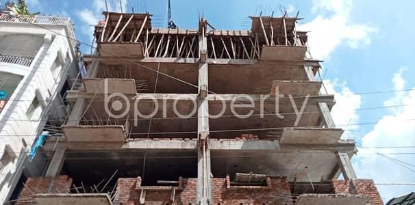 বিক্রয়ের জন্য BAYUT_ONLYএর অ্যাপার্টমেন্ট - মিরপুর, ঢাকা - Grab This Amazing 1159 Sq Ft Flat Up For Sale In Mirpur-15