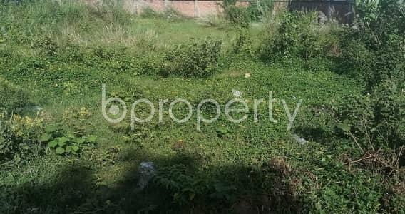 বিক্রয়ের জন্য এর প্লট - বসুন্ধরা আর-এ, ঢাকা - Invest In Your Dreams By Buying This Inexpensive Countryside 3 Katha Plot At Bashundhara R-A-Block L.