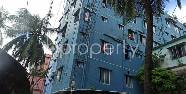 2 Bedroom Flat for Rent in Kazir Dewri, Chattogram - This 900 Sq Ft Flat Is Up For Rent In Kazir Dewri With A Lovely View