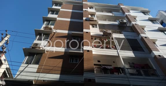 2 Bedroom Apartment for Rent in Mirpur, Dhaka - Beautiful 1100 Sq Ft Apartment Is Available For Rent In Avenue 8, Mirpur DOHS