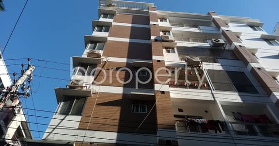 2 Bedroom Flat for Rent in Mirpur, Dhaka - Amazing 1100 Sq Ft Apartment Is Available For Rent In Avenue 8, Mirpur DOHS