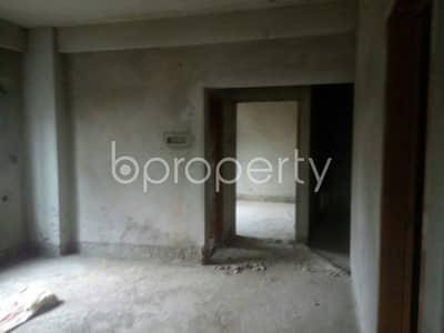3 Bedroom Flat for Sale in 7 No. West Sholoshohor Ward, Chattogram - An Attractive Apartment Is Up For Sale Covering An Area Of 1500 Sq Ft At Mohammadpur Residential Area.
