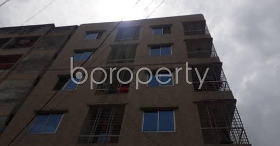 ভাড়ার জন্য BAYUT_ONLYএর ফ্ল্যাট - নিকুঞ্জ, ঢাকা - Be the occupant of this 750 SQ FT residential apartment vacant for rent at Nikunja