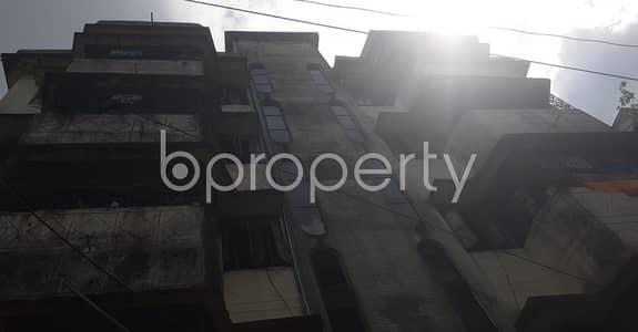 2 Bedroom Apartment for Rent in 10 No. North Kattali Ward, Chattogram - Start Your New Home, In This Reasonable And Comfortable 2 Bedroom Flat Which Is Up For Rent In CDA R/A .