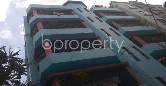 2 Bedroom Flat for Rent in 10 No. North Kattali Ward, Chattogram - 765 Sq. Ft Apartment With A View Is Up For Rent At CDA R/A.