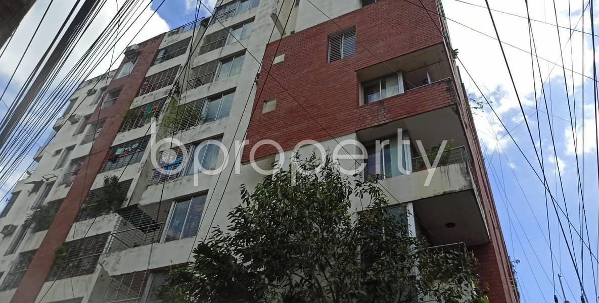 A Ready 1400 Sq. ft -3 Bedroom Apartment For Rent In Shahid Saifuddin Khaled Road, Kazir Dewri .