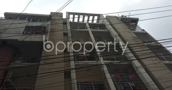 3 Bedroom Apartment for Sale in Cantonment, Dhaka - View This 1165 Sq Ft Apartment With 3 Amazing Beds Available For Sale In Cantonment, Matikata
