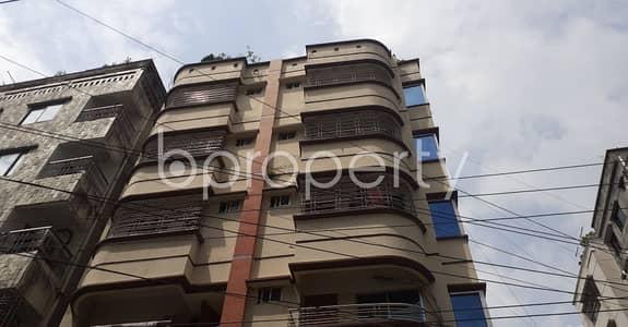 ভাড়ার জন্য BAYUT_ONLYএর ফ্ল্যাট - নিকুঞ্জ, ঢাকা - A Comfortable Flat Of 750 Sq Ft Is Up For Rent In Nikunja 2