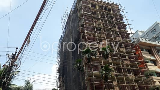 বিক্রয়ের জন্য BAYUT_ONLYএর ফ্ল্যাট - হালিশহর, চিটাগাং - Properly Designed This 1650 Square Feet Apartment Is Now Up For Sale In 26 No. North Halishahar Ward.