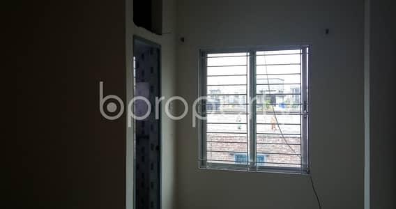 ভাড়ার জন্য BAYUT_ONLYএর ফ্ল্যাট - কালাচাঁদপুর, ঢাকা - Built With Modern Amenities, This 1 Bedroom Flat For Rent In The Location Of Pashchim Para Road.