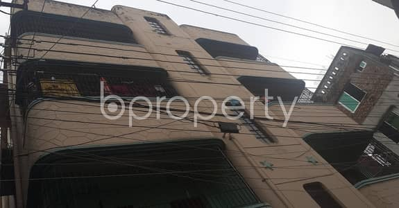 2 Bedroom Apartment for Rent in Dakshin Khan, Dhaka - A budget friendly 500 SQ FT residential flat is ready for rent at East Mollartek