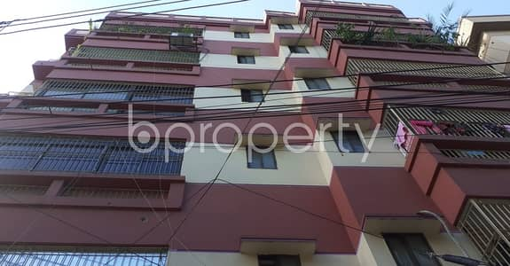 Office for Rent in Lalmatia, Dhaka - Invest In This Venue Of 650 Sq Ft For The Maximum Development Of Your Organization's Efficiency