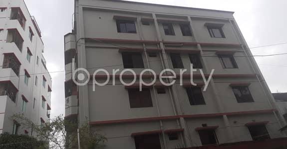 1 Bedroom Apartment for Rent in Dakshin Khan, Dhaka - 400 Sq Ft Apartment With 1 Bed For Rent In West Mollartek, Baitun Najat Jame Mosjid Road