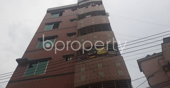 3 Bedroom Apartment for Rent in Dakshin Khan, Dhaka - An affordable 750 SQ FT home is vacant for rent at West Mollartek