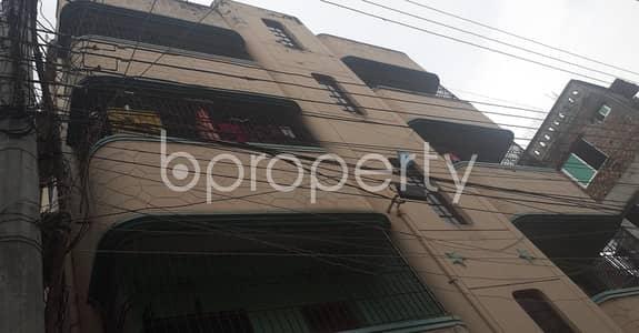 2 Bedroom Flat for Rent in Dakshin Khan, Dhaka - A 600 SQ FT very reasonable medium flat is available for rent at East Mollartek