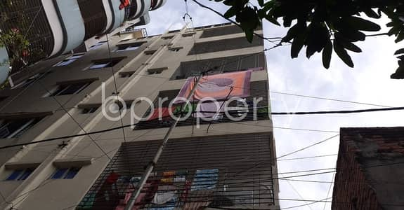 2 Bedroom Flat for Rent in Mirpur, Dhaka - Consider moving into this apartment of 600 SQ FT in South Monipur for rent