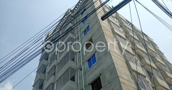 3 Bedroom Apartment for Rent in 11 No. South Kattali Ward, Chattogram - Residence for renting purposes is available in 11 No. South Kattali Ward, with a space of 1200 SQ FT