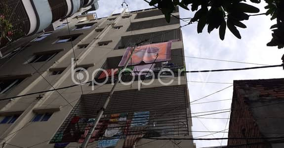 2 Bedroom Apartment for Rent in Mirpur, Dhaka - Be the tenant of a 600 SQ FT residential flat waiting to get rented at South Monipur