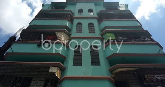 1 Bedroom Flat for Rent in Bayazid, Chattogram - 500 Sq Ft Comfortable Flat Is Up For Rent At Bayazid, Aturar Depo