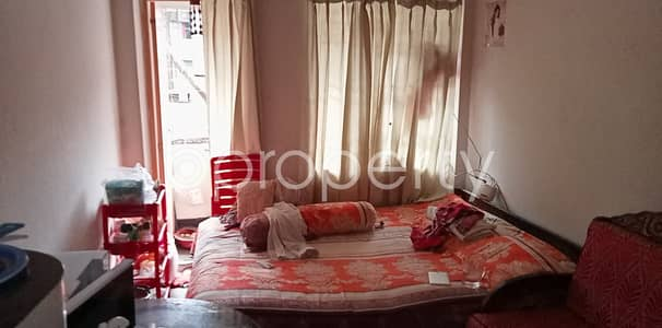 1 Bedroom Apartment for Rent in Ibrahimpur, Dhaka - Smartly priced 600 SQ FT flat, that you should check in Ibrahimpur