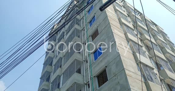 3 Bedroom Apartment for Rent in 11 No. South Kattali Ward, Chattogram - Check this 1400 sq. ft flat for rent which is in 11 No. South Kattali Ward
