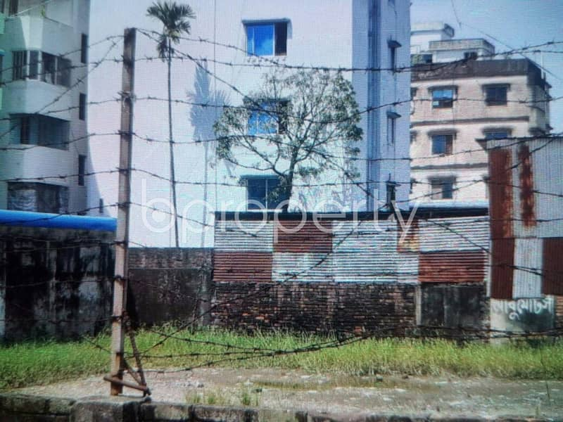 Commercial Open Plot Of 6 Katha Is Ready To Be Leased In Agrabad