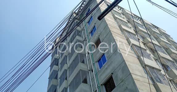 3 Bedroom Flat for Rent in 11 No. South Kattali Ward, Chattogram - A Home Of 1200 Sq Ft With Nice Features Is Up For Rent At 11 No South Kattali Ward