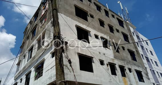 1 Bedroom Flat for Rent in Bayazid, Chattogram - 500 Sq Ft Comfortable Flat With 1 Bed Is Up For Rent At Bayazid, Aturar Depo, Mirpara