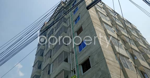 3 Bedroom Flat for Rent in 11 No. South Kattali Ward, Chattogram - Consider moving into this apartment of 1400 SQ FT in 11 No. South Kattali Ward for rent