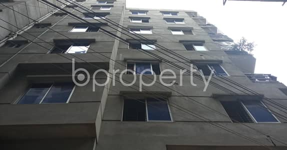 3 Bedroom Apartment for Sale in Cantonment, Dhaka - The Pursuit To Find A Decent Flat In A Good Environment Like Cantonment, West Matikata Is Accomplished With This 1515 Sq Ft Flat