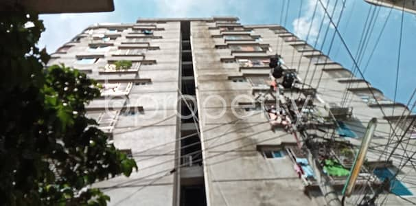 3 Bedroom Flat for Rent in Ibrahimpur, Dhaka - Ibrahimpur, Kamal Khan Road Is Assisting You With A 1250 Sq Ft Flat Up For Rent