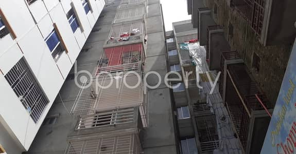 3 Bedroom Flat for Rent in Dakshin Khan, Dhaka - Be the dweller of this beautiful 1200 SQ FT residential property vacant for rent at North Azampur