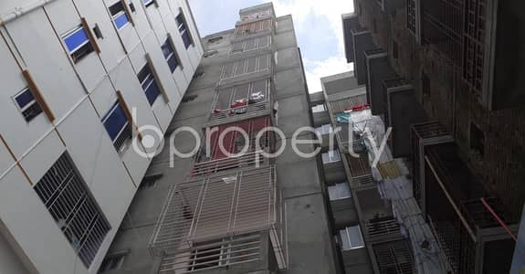 3 Bedroom Apartment for Rent in Dakshin Khan, Dhaka - This convenient 1200 SQ FT residential home is waiting to get rented at Dakshin Khan
