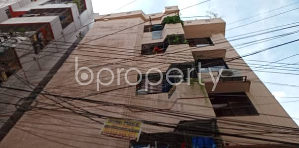 2 Bedroom Flat for Rent in Ibrahimpur, Dhaka - 850 Sq Ft Flat With 2 Beds And 2 Baths Is Up For Rent In Kamal Khan Road, Ibrahimpur