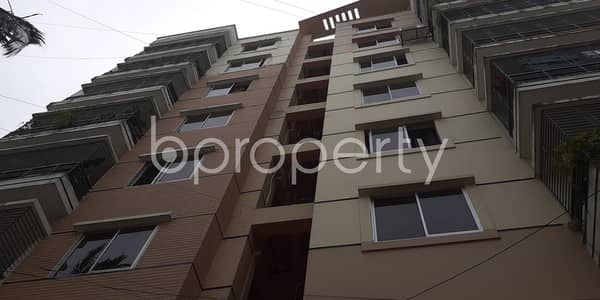 3 Bedroom Flat for Rent in Kuril, Dhaka - A 3 Bedroom And 1150 Sq Ft Properly Developed Flat For Rent In Kuratoli East Para.